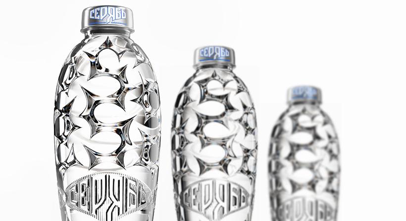 El branding y packaging ecológico del agua mineral